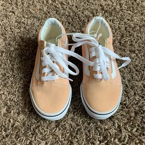 Girls Vans Sneakers - size 12